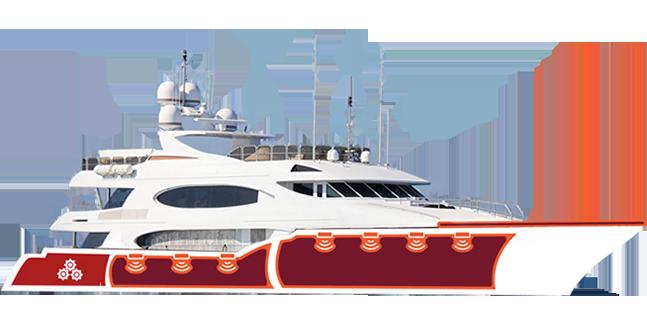 Aislamiento para barcos